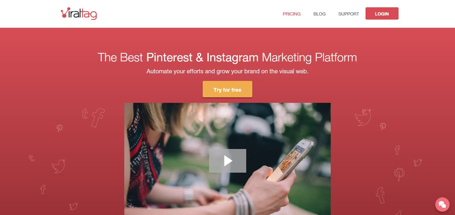The Best Pinterest & Instagram Marketing Platform Automate your efforts and grow your brand on the visual web.